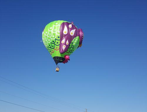 Cool Hot Air Balloon
