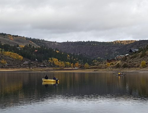 Panguitch Lake – Ipson Creek